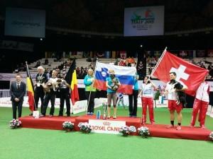 svet prvakinji